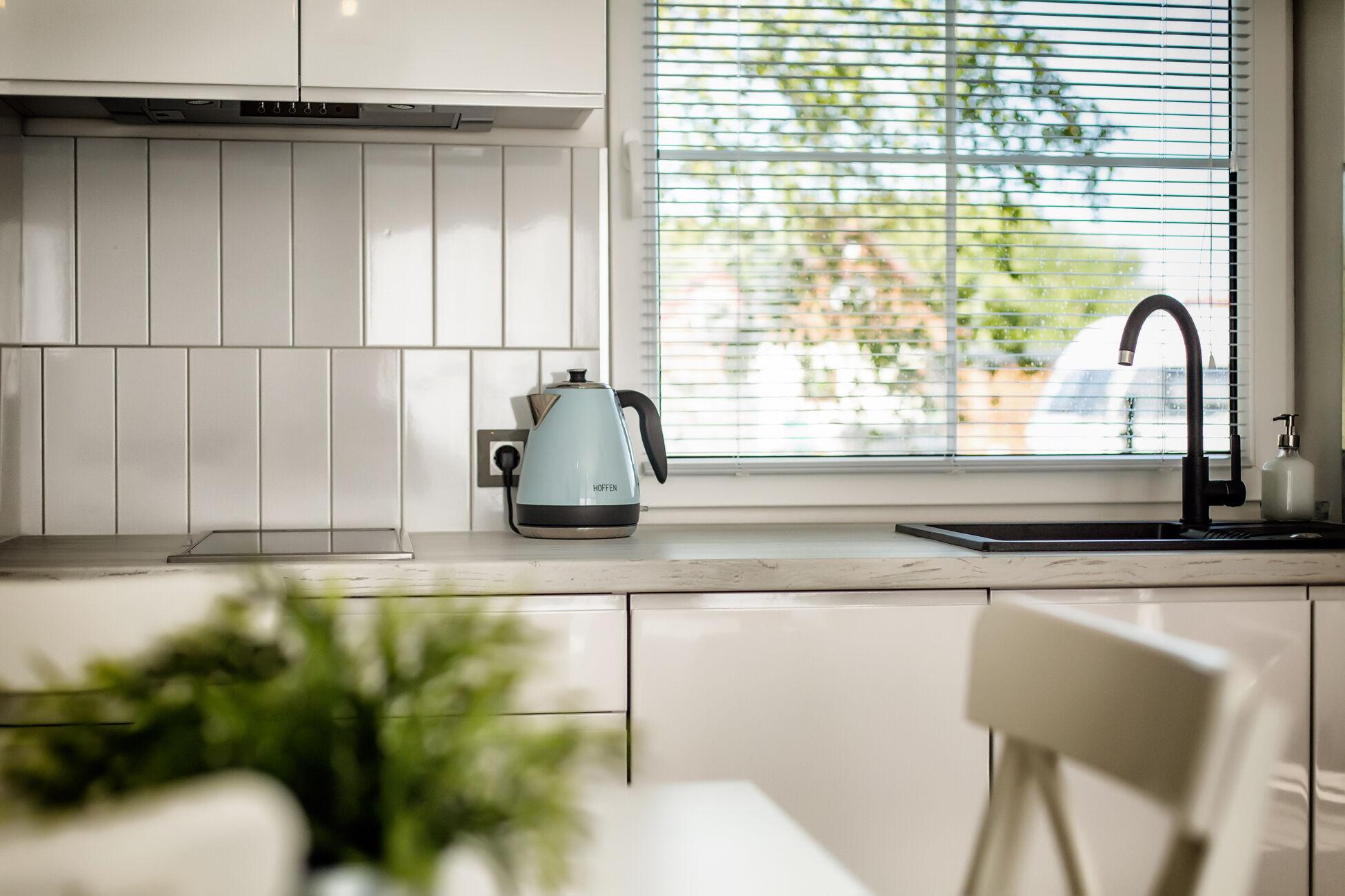 apartamenty z kuchnią baltica niechorze