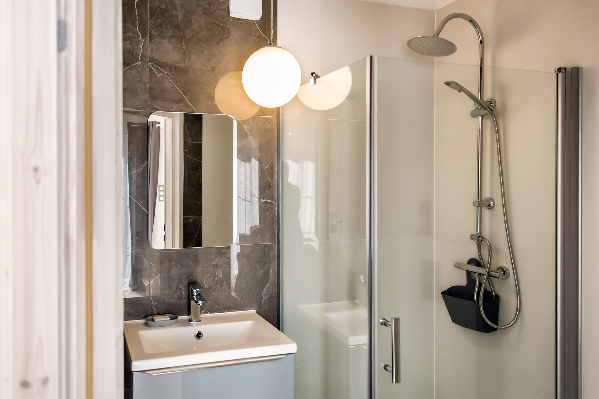 łazienka w villi baltica