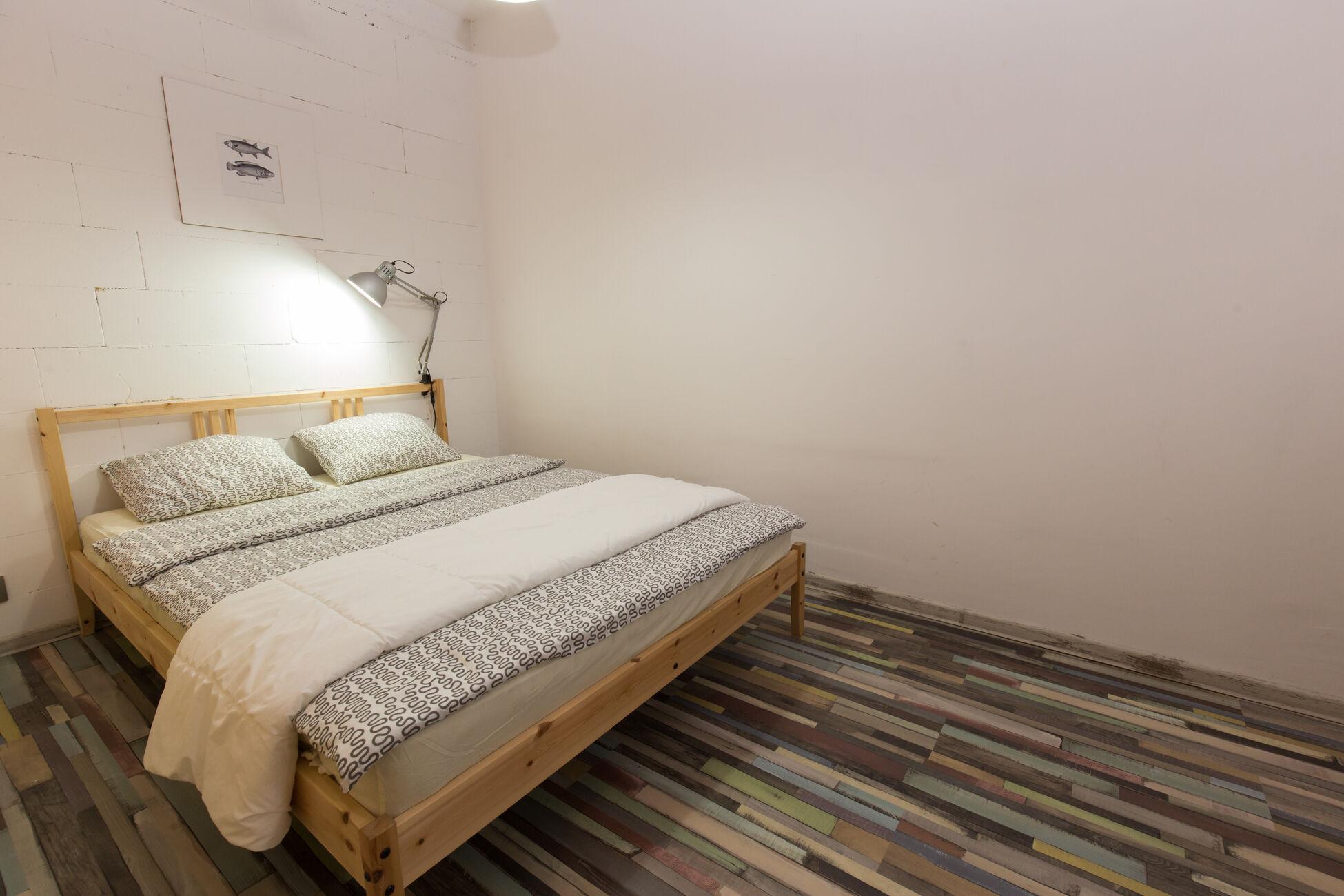 apartamenty z łóżkiem podwójnym