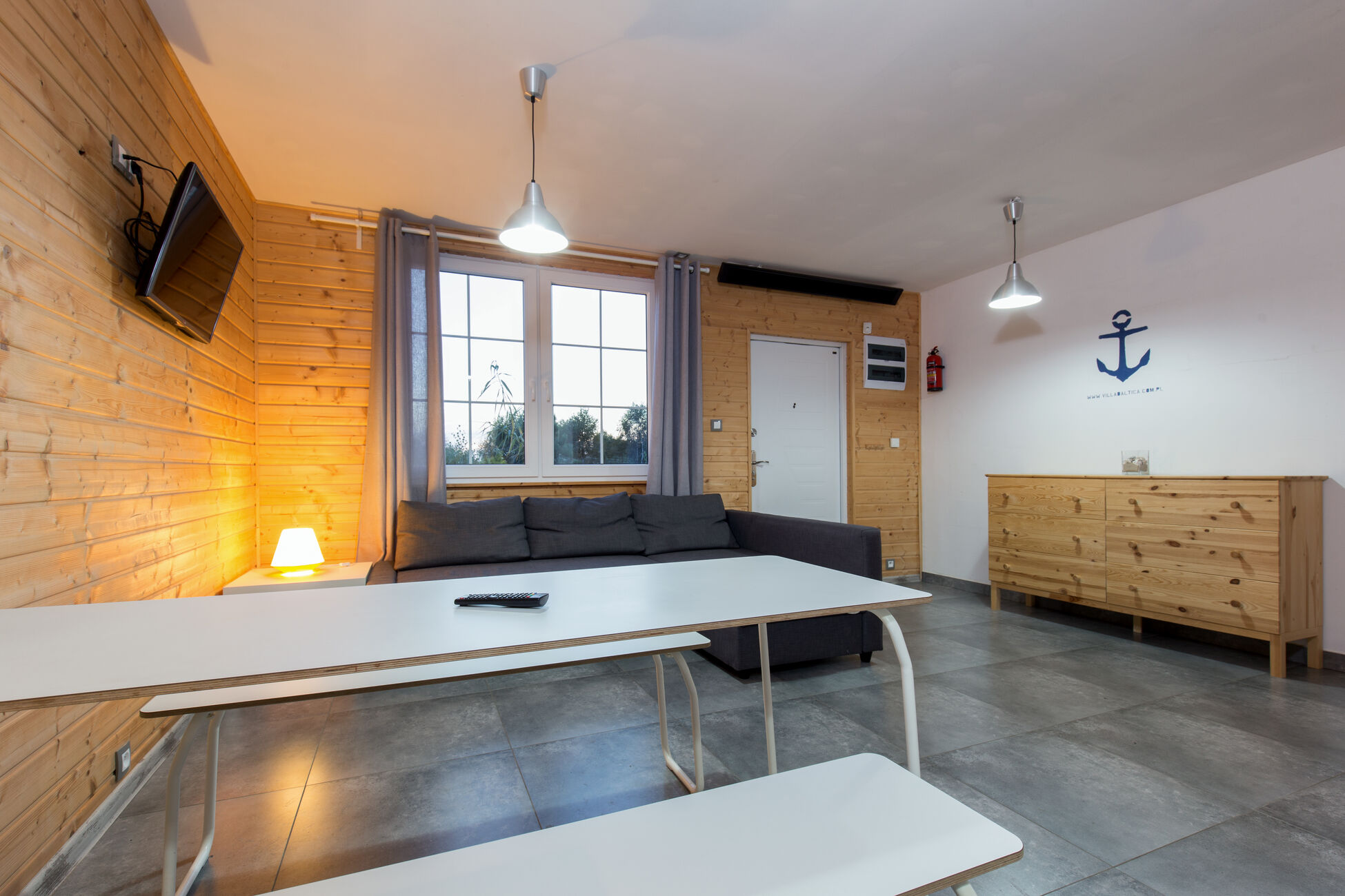 villa baltica apartament do 8 osób niechorze